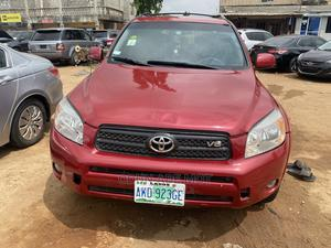 Toyota RAV4 2008 Red   Cars for sale in Lagos State, Ikotun/Igando