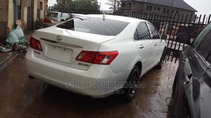 Lexus ES 2008 350 White | Cars for sale in Lagos State, Isolo