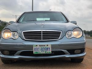 Mercedes-Benz C230 2006 Blue   Cars for sale in Abuja (FCT) State, Wuse