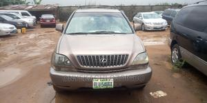 Lexus RX 2003 300 4WD Brown | Cars for sale in Imo State, Owerri