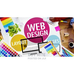 Website Design | Computer & IT Services for sale in Abuja (FCT) State, Central Business District