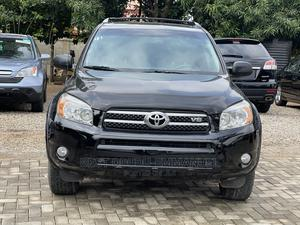 Toyota RAV4 2008 Limited V6 4x4 Black | Cars for sale in Abuja (FCT) State, Gwarinpa