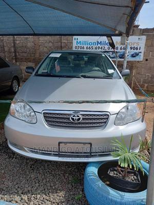 Toyota Corolla 2007 CE Silver | Cars for sale in Enugu State, Enugu