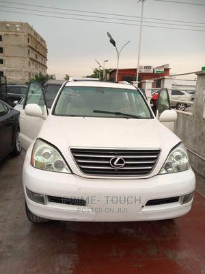 Lexus GX 2005 470 Sport Utility White | Cars for sale in Lagos State, Surulere