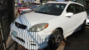 Toyota Matrix 2004 White | Cars for sale in Lagos State, Isolo