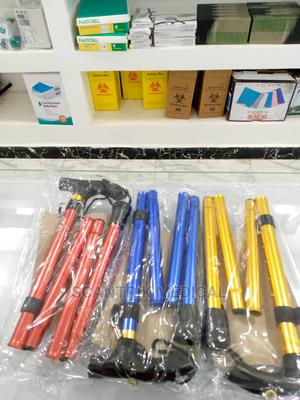 Hot Sale Lightweight Foldable Aluminum Stick   Medical Supplies & Equipment for sale in Rivers State, Ikwerre