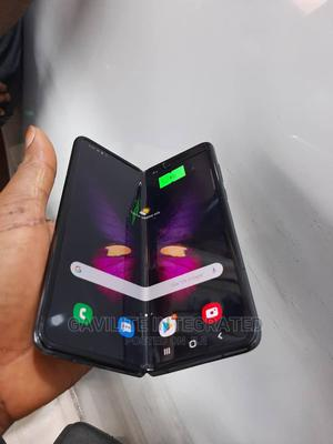 Samsung Galaxy Fold 5G 512 GB Black   Mobile Phones for sale in Lagos State, Ikeja