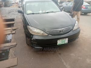Toyota Camry 2006 2.4 GLi Automatic Black   Cars for sale in Lagos State, Ifako-Ijaiye