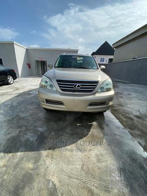 Lexus GX 2006 470 Sport Utility Gold | Cars for sale in Lagos State, Surulere