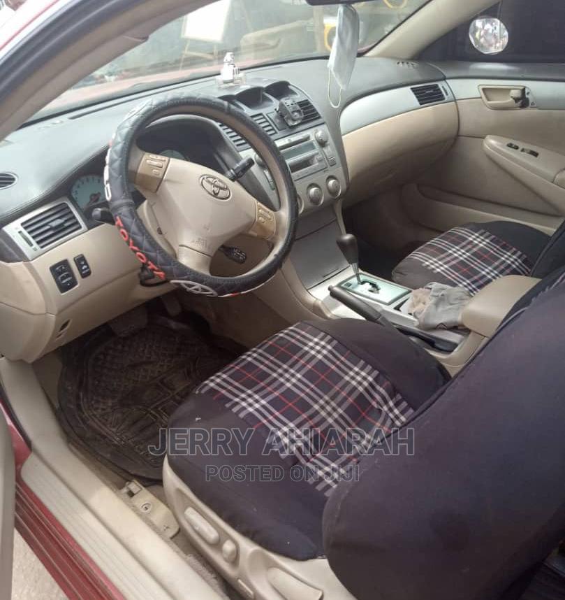 Toyota Solara 2009 Red | Cars for sale in Ifako-Ijaiye, Lagos State, Nigeria
