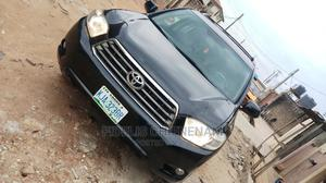 Toyota Highlander 2009 Sport 4x4 Black   Cars for sale in Lagos State, Isolo
