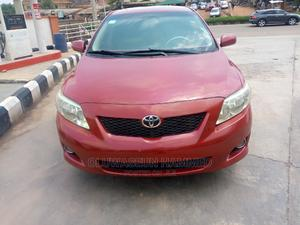 Toyota Corolla 2008 Red | Cars for sale in Ogun State, Sagamu