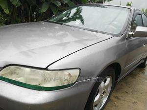 Honda Accord 2002 3.0 Coupe Silver   Cars for sale in Rivers State, Obio-Akpor