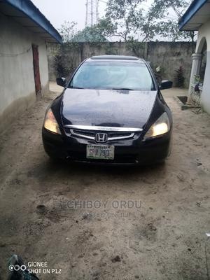 Honda Accord 2003 2.4 Automatic Black | Cars for sale in Rivers State, Port-Harcourt