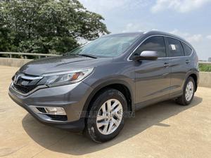 Honda CR-V 2016 Gray | Cars for sale in Abuja (FCT) State, Jahi
