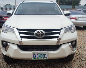 New Toyota Fortuner 2020 White   Cars for sale in Kaduna State, Kaduna / Kaduna State