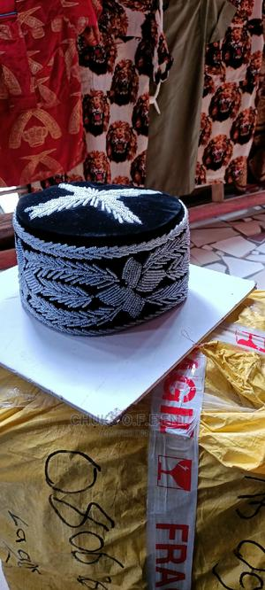 Beaded Cap for Traditional Wears   Clothing for sale in Lagos State, Oshodi