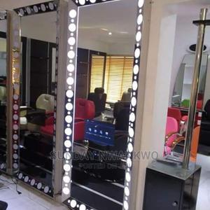 Tv Mirror Set | Salon Equipment for sale in Lagos State, Lagos Island (Eko)