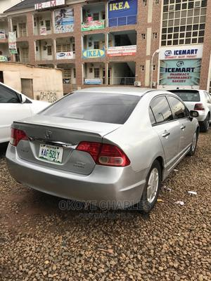Honda Civic 2009 Silver | Cars for sale in Abuja (FCT) State, Gwarinpa