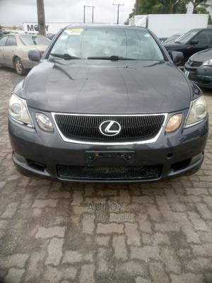 Lexus GS 2008 350 Gray   Cars for sale in Lagos State, Ajah
