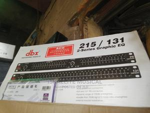 Professional Dbx-Equalizer Dbx-215   Audio & Music Equipment for sale in Lagos State, Agbara-Igbesan