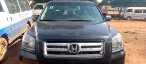 Honda Pilot 2006 EX 4x4 (3.5L 6cyl 5A) Blue | Cars for sale in Enugu State, Nsukka