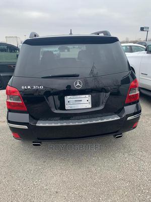 Mercedes-Benz GLK-Class 2011 350 Black | Cars for sale in Lagos State, Oshodi