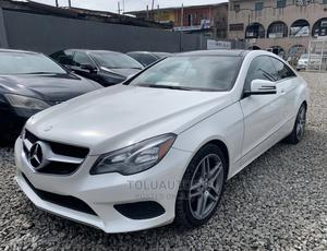Mercedes-Benz E350 2014 White   Cars for sale in Lagos State, Ogba