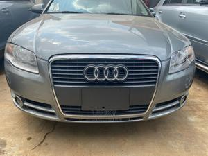 Audi A4 2006 Gray | Cars for sale in Lagos State, Alimosho