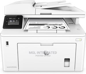 HP Laserjet Pro M227fdw All-In-One Wireless Laser Printer, W | Printers & Scanners for sale in Lagos State, Ikeja