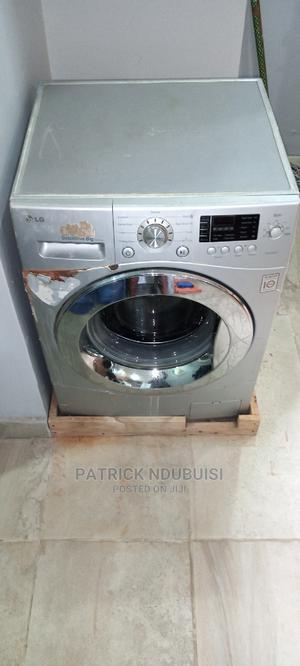 8kg LG Washing Machine | Home Appliances for sale in Lagos State, Lekki