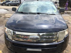 Ford Edge 2010 SE 4dr FWD (3.5L 6cyl 6A) Blue   Cars for sale in Lagos State, Amuwo-Odofin