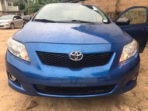 Toyota Corolla 2009 Blue | Cars for sale in Edo State, Benin City