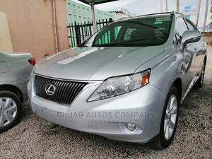 Lexus RX 2012 350 AWD Silver | Cars for sale in Lagos State, Ojodu