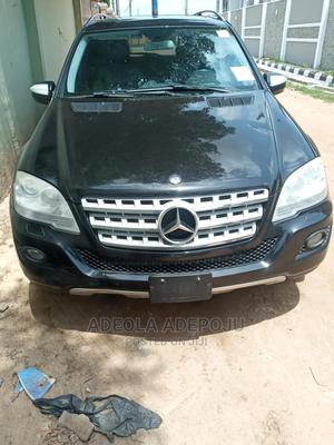 Mercedes-Benz M Class 2009 ML350 AWD 4MATIC Black   Cars for sale in Lagos State, Ifako-Ijaiye