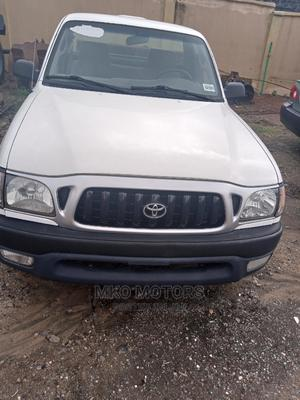 Toyota Tacoma 2003 White   Cars for sale in Oyo State, Akinyele