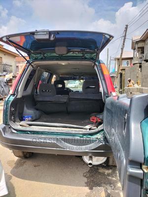 Honda CR-V 2000 2.0 Green | Cars for sale in Lagos State, Yaba