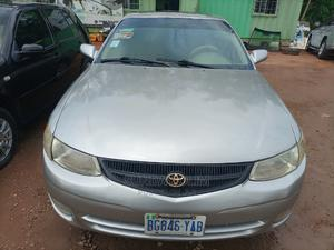 Toyota Solara 2001 Gold | Cars for sale in Abuja (FCT) State, Katampe