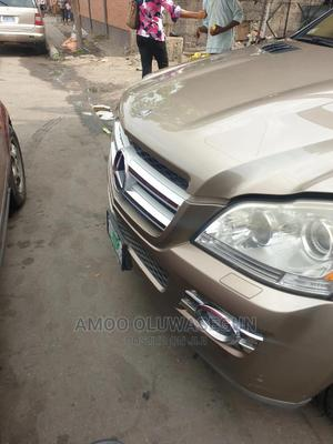 Mercedes-Benz GL Class 2008 GL 450 Gold | Cars for sale in Lagos State, Yaba