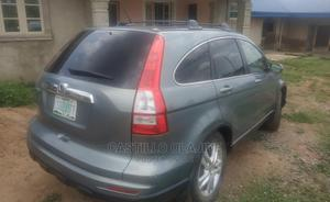 Honda CR-V 2011 EX 4dr SUV (2.4L 4cyl 5A) Gray   Cars for sale in Oyo State, Ibadan