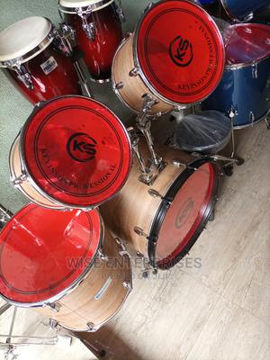 Kevison 5 Set Drum | Musical Instruments & Gear for sale in Lagos State, Ojo