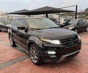 Land Rover Range Rover Evoque 2013 Black   Cars for sale in Lagos State, Lekki