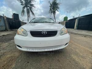 Toyota Corolla 2006 CE White   Cars for sale in Lagos State, Alimosho