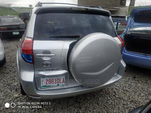 Toyota RAV4 2006 Silver | Cars for sale in Lagos State, Agege