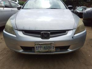Honda Accord 2005 2.4 Type S Automatic Silver | Cars for sale in Lagos State, Amuwo-Odofin