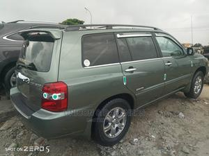 Toyota Highlander 2005 Limited V6 Green | Cars for sale in Lagos State, Ojodu