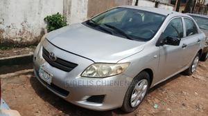 Toyota Corolla 2009 1.8 Advanced Silver | Cars for sale in Lagos State, Isolo