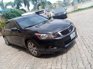 Honda Accord 2008 2.0 Comfort Automatic Black   Cars for sale in Abuja (FCT) State, Gwarinpa