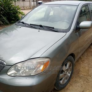 Toyota Corolla 2004 LE Gray | Cars for sale in Delta State, Uvwie