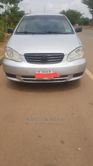 Toyota Corolla 2004 LE Silver | Cars for sale in Abuja (FCT) State, Utako